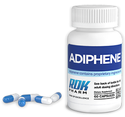 Adiphene - The Most Powerful Fat Loss Formula Available
