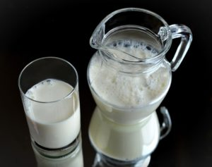 milk- tips to quit smoking