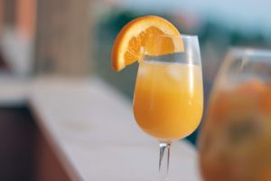 orange-juice- tips to quit smoking
